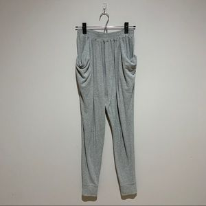 Free People Joggers Gray